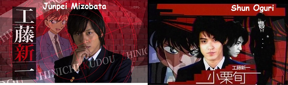 Para Pemain Detective Conan Live Action